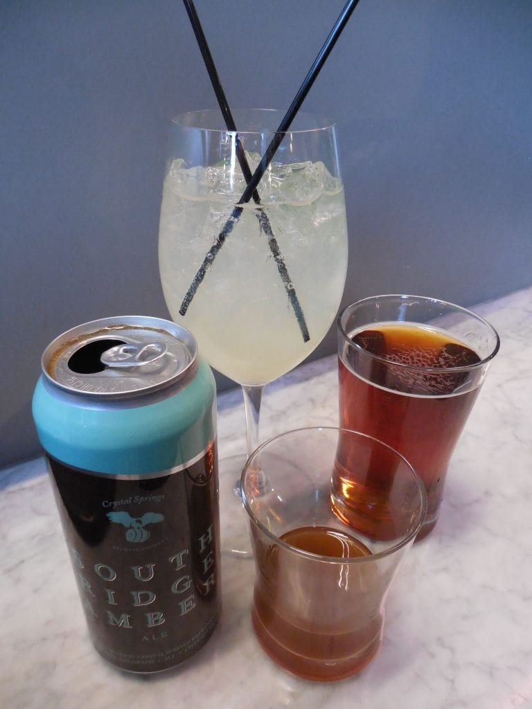 Pizzeria Locale drinks