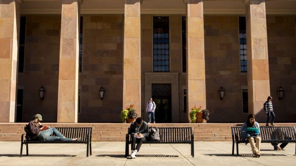 Norlin Library. (Photo: Joseph Wirth)