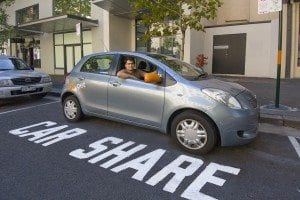 Car Sharing in Sydney, Courtesy of GeekinSydney.com