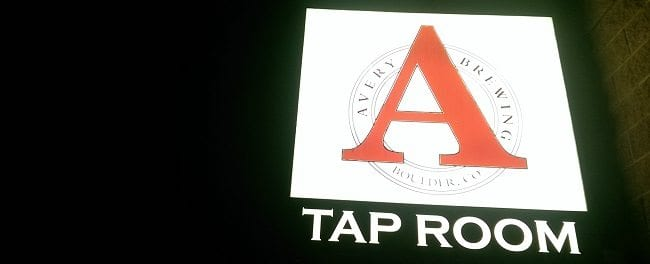 Avery Brewing Company Boulder