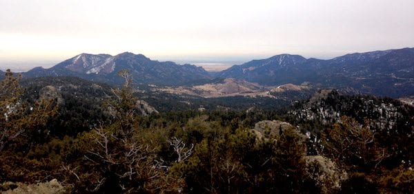 hiking boulder county colorado peak explore