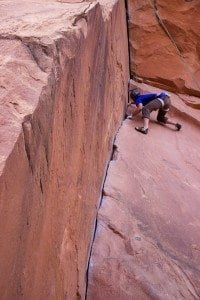 Pierce Jarrell in Moab