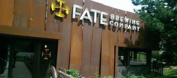 Fate Brewing Company Boulder