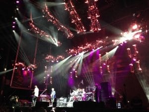 The Phish show at Dick's Sporting Goods Field, photographed by Cortney Ratashak