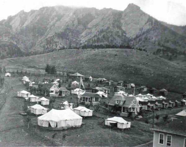 Boulder Chautauqua 1901-1911