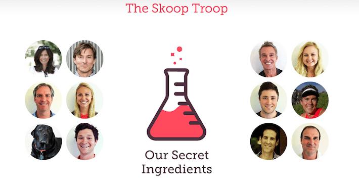 the skoop troop