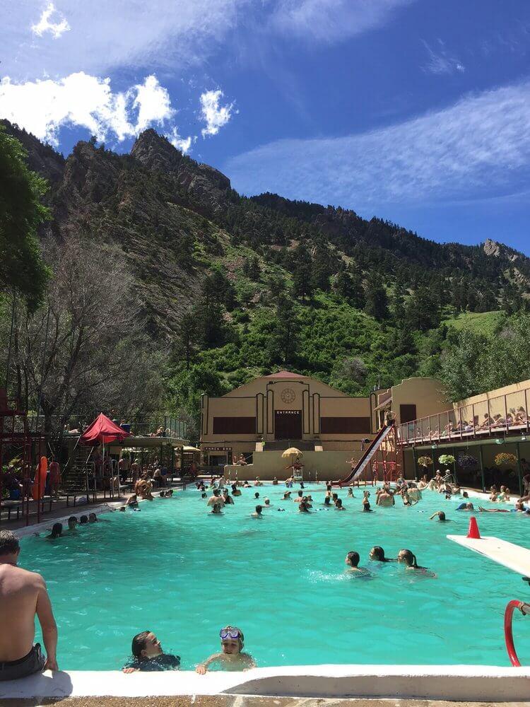 eldorado pool