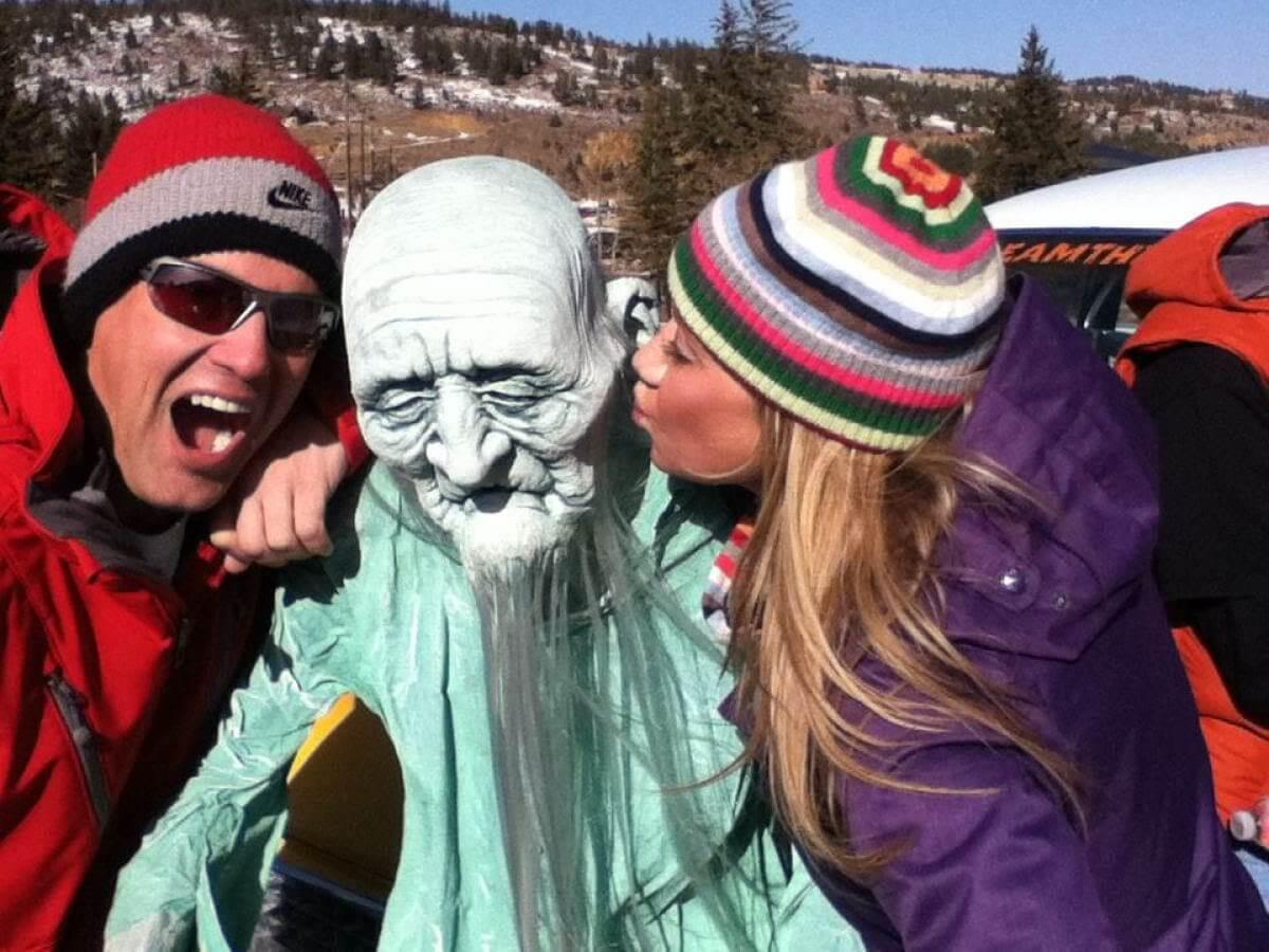 frozen dead guy