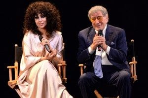 Tony Bennett and Lady Gaga Make Surprise Appearance at Frank Sinatra School of The Arts