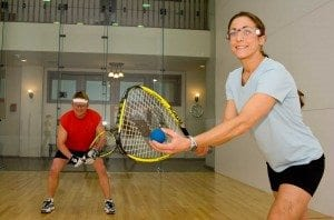 Glenwood Hot Springs Athletic Club racquetball