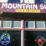 Mountain Sun Boulder