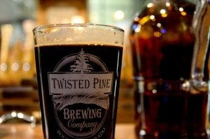 twisted pine