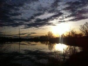 Sawhill Ponds, Boulder on an early morning bird walk