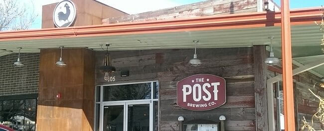 The Post Brewing Company Lafayette