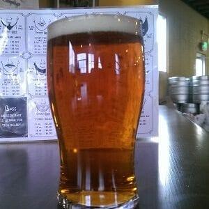 Grossen Bart Brewery Strip-Teaser Pale Ale