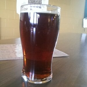 Grossen Bart Brewery Regent Brown Ale