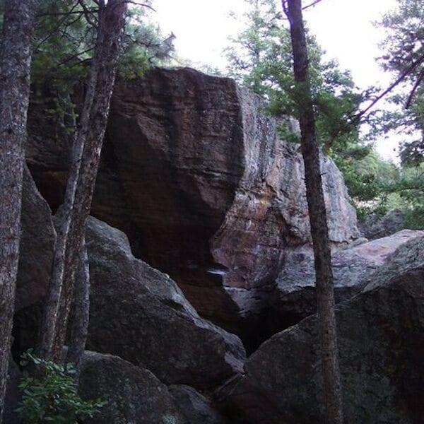 "Classic Climb: ""Fleshfest""  Photo Credit: Misha Zavalov, www.mountainproject.com/v/106526242"