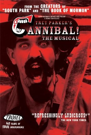 Cannibal the Musical poster