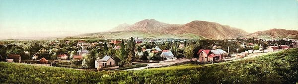 Boulder ca. 1900