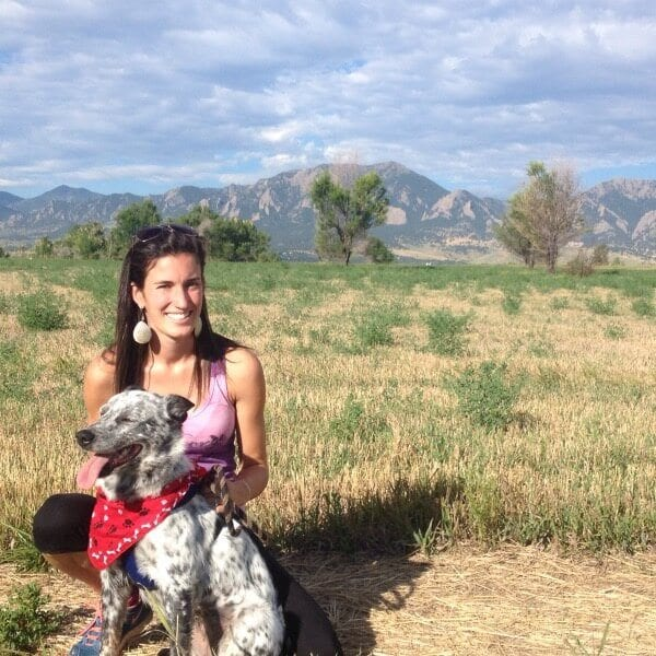 "Tayler (2 legs) and Aska (4 legs) enjoying the mountain view before ""Basic Manners 1"" begins, these and other owner classes are hosted by the BVHS"