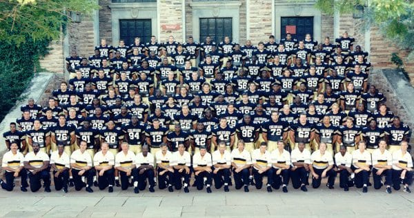 buffs 1990 team