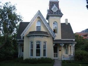 646 Pearl Street. The Arnett-Fullen House