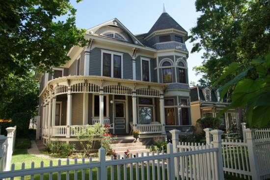 mork mindy house