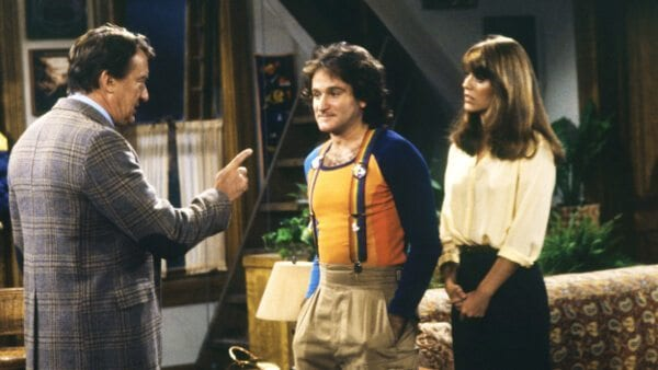 mork mindy lecture