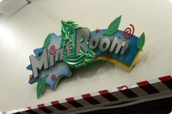 CS mint room
