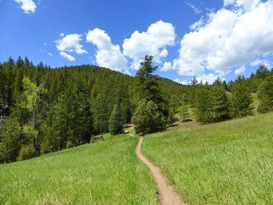 Eldorado Canyon - Walker Ranch - loop trail 1