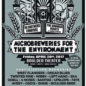 You Can Help Save the Environment by Drinking Beer
