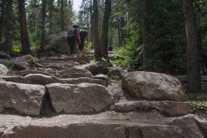 Boulder Hiking Trail