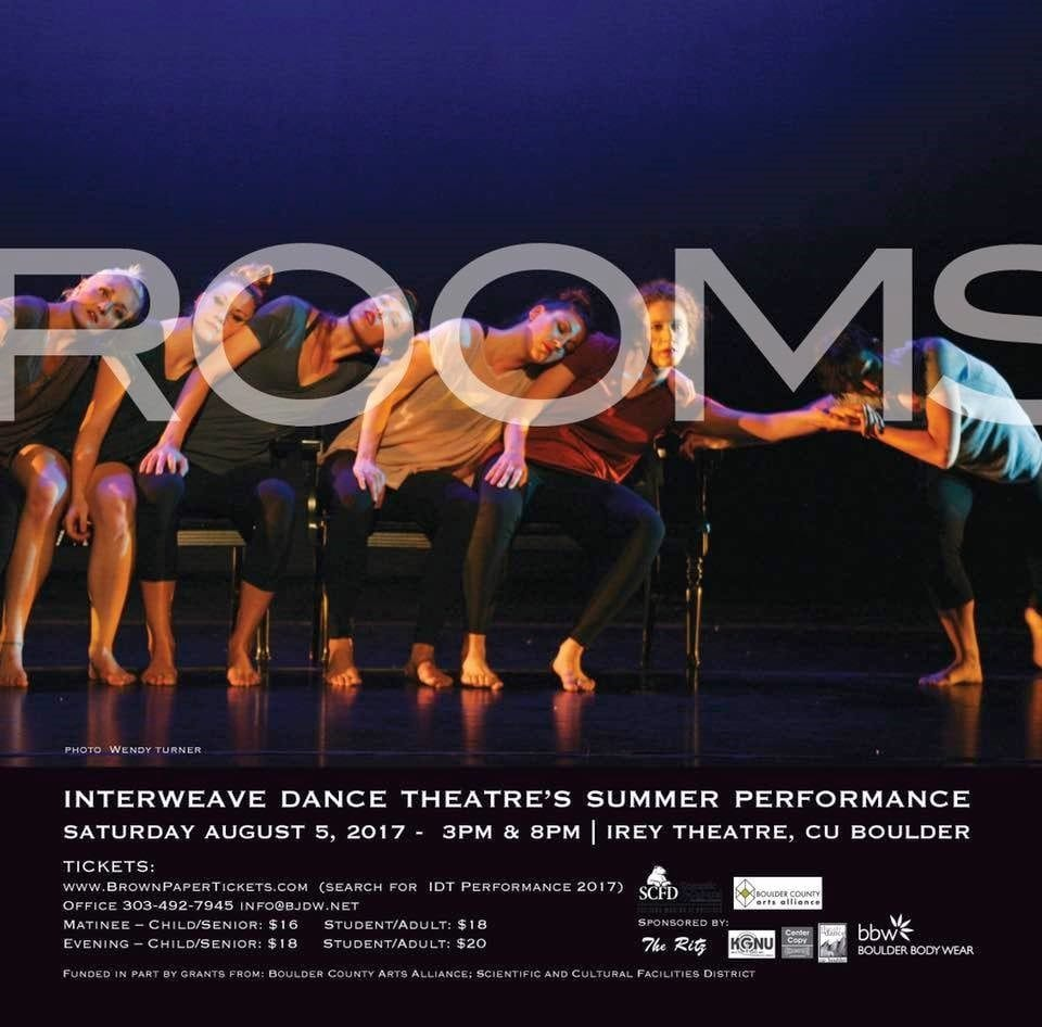Rooms Dance Perfomance