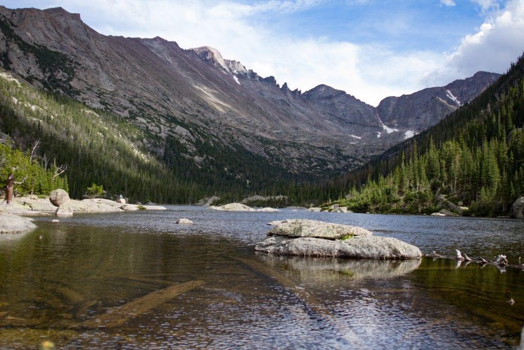 Amazing Boulder wilderness