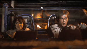 Han Solo and Qi'ra