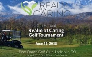 Realm of Caring is hosting their 5th Annual Golf Tournament