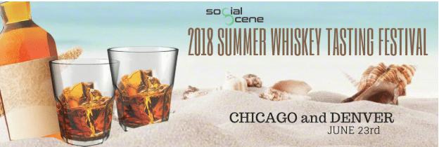 Denver Summer Whiskey Tasting Festival