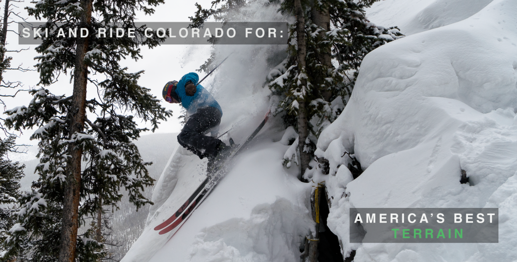 winter sport in Colorado