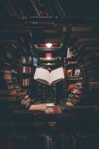 Magic of bookstores