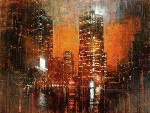 Denver-City Lights III, Chistopher Clark