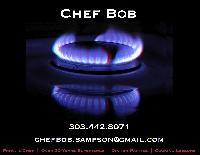 CHEF BOB - Boulder, CO
