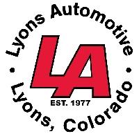 LYONS AUTOMOTIVE - Lyons, CO