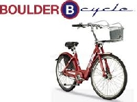B-CYCLE LOCATION - Boulder, Colorado