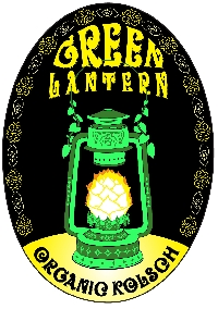 Green Lantern Organic Kölsch - ,