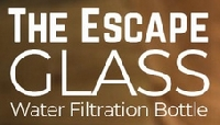 The Escape Glass Water Filtration Bottle - ,